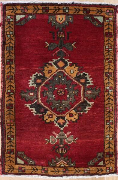 R7936 Vintage Small Turkish Rugs