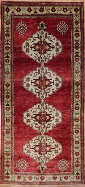 R4436 Vintage Turkish Carpet Runner