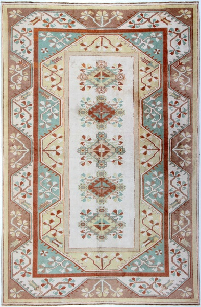 R8943 Vintage Turkish Carpets London