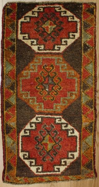 Vintage Turkish Carpets R7931