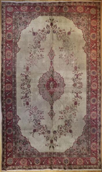F903 Vintage Turkish Isparta Carpet