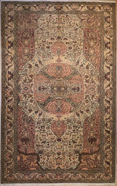 R4109 Vintage Turkish Kayseri Carpet
