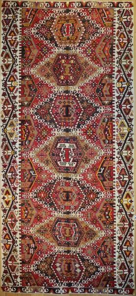 R9126 Vintage Turkish Kilim Rugs
