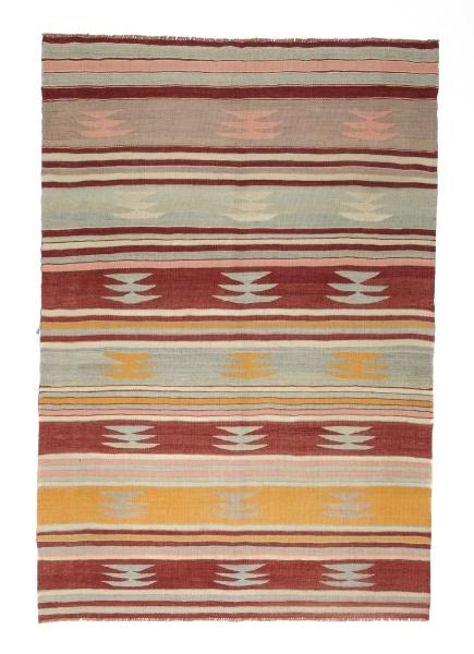 R8197 Vintage Turkish Kilim Rugs