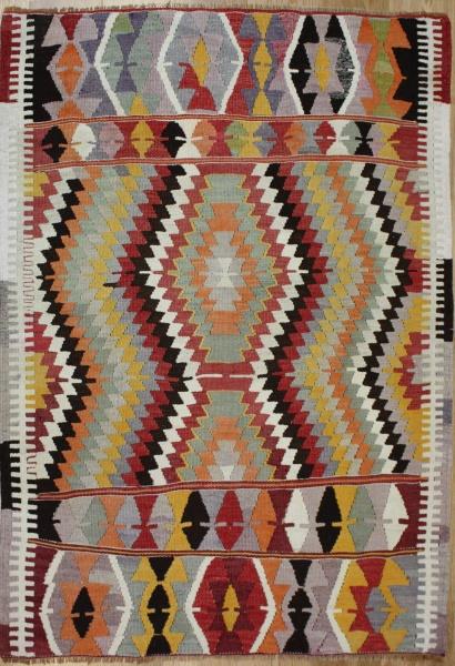 R8232 Vintage Turkish Kilim Rugs