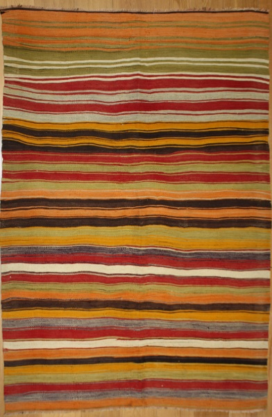 R8787 Vintage Turkish Kilim Rugs