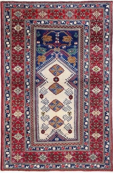 R4143 Vintage Turkish Konya Rugs