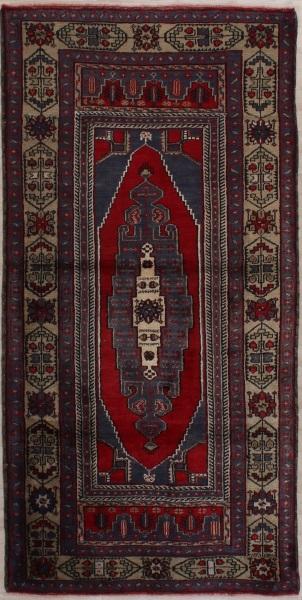 R7947 Vintage Turkish Rug