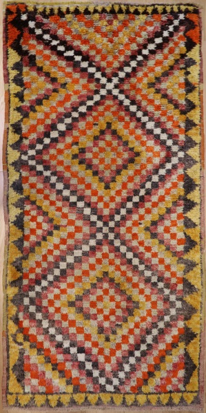 R4431 Vintage Turkish Rugs