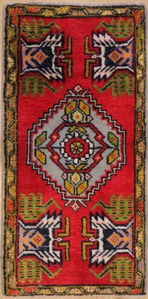 R7190 Vintage Turkish Rugs