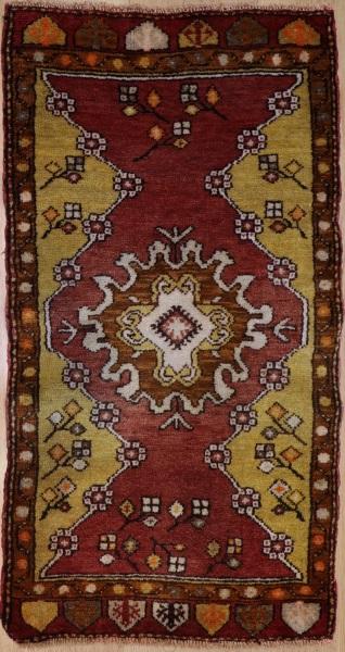 R7935 Vintage Turkish Rugs