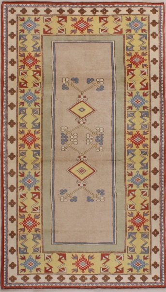R8932 Vintage Turkish Rugs London