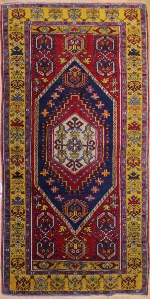 R8780 Vintage Turkish Yahyali Rugs