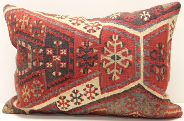 D186 Wonderful Kilim Pillow Cover