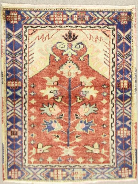 R7651 Wonderful Turkish Gordes Rug