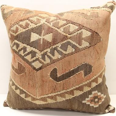 XL473 Wonderful Vintage Kilim Cushion Cover