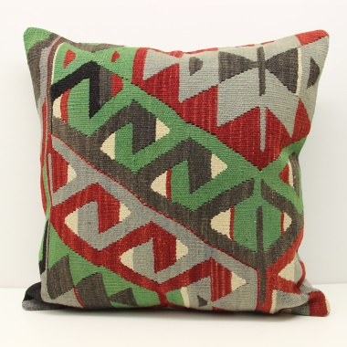 Wonderful Vintage Kilim Cushion Cover XL473