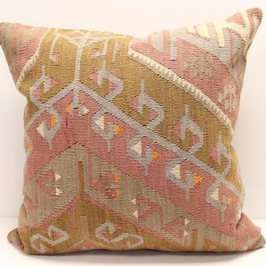 XL135 X Large Kilim Cushion Cover (60cm x 60cm)