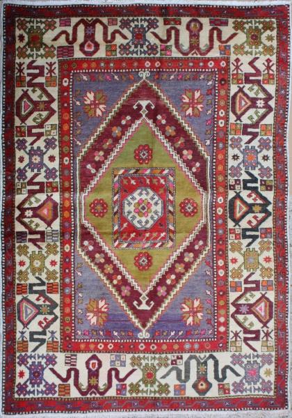 F686 Anatolian Yuntdag Carpet