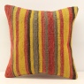 A Beautiful Hand Woven Turkish Kilim Cushion Cover M1574