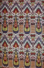 R8328 Absolutely Beautiful  Silk Ikat Textiles