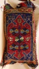 R8390 Afghan Carpet Floor Cushion Cover