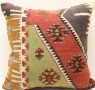 L455 Afghan Kilim Cushion Cover