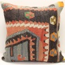 XL442 Afghan Kilim Cushion Cover