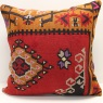 XL290 Anatolian Kilim Cushion Cover