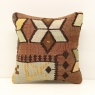 S329 Anatolian Kilim Cushion Cover