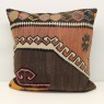 XL380 Anatolian Kilim Cushion Cover