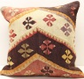 L581 Anatolian Kilim Cushion Cover