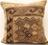 L617 Anatolian Kilim Cushion Cover