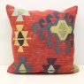 XL396 Anatolian Kilim Cushion Cover