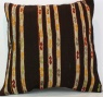 Anatolian Kilim Cushion Cover L490
