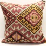 XL434 Anatolian Kilim Cushion Covers