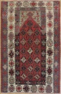R5886 Antique Anatolian Kilim Rug