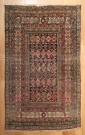 R1251 Antique Caucasian Kuba Chichi Rug
