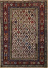 R9386 Antique Caucasian Kuba Rug