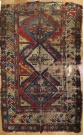 R3231 Antique Caucasian Rug