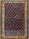 R5430 Antique Caucasian Rug