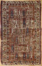 R6041 Antique Caucasian Shirvan Rug