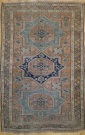 R7304 Antique Caucasian Soumak Rug