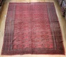R8629 Antique Ersari Turkmen Carpet
