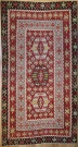 R6369 Antique Esme Kilim Rug