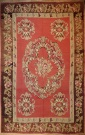R4154 Antique Karabagh Kilim