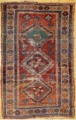 R2837 Antique Kazak Carpets