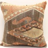 L579 Antique Kilim Cushion Cover