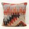 XL392 Antique Kilim Cushion Cover