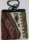 Antique Kilim Handbag H42